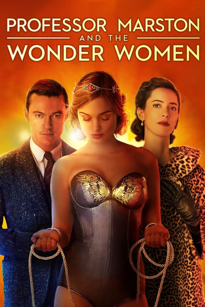 rofessor Marston and the Wonder Woman